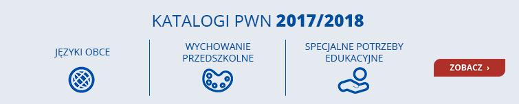 Katalogi PWN 2017/2018